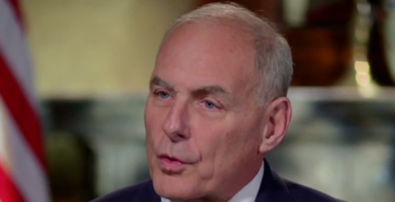 John Kelly No Longer Speaking With Trump, Expected to Resign: CNN