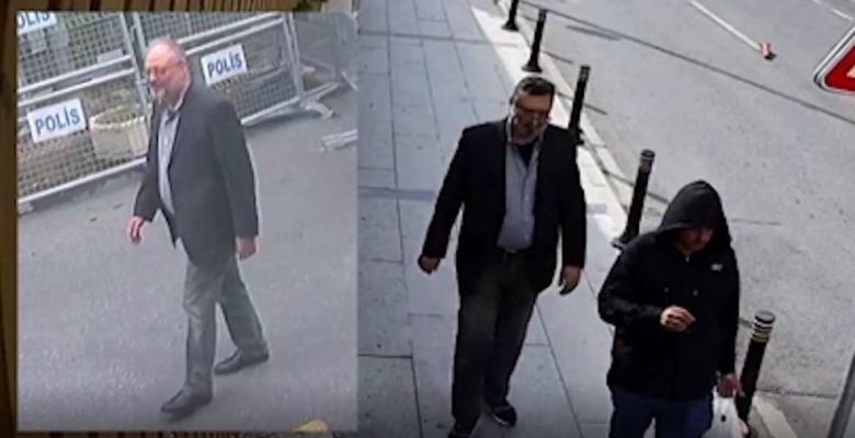 Surveillance Video Shows Saudis Tried to Use Body Double to Cover Up Khashoggi Murder