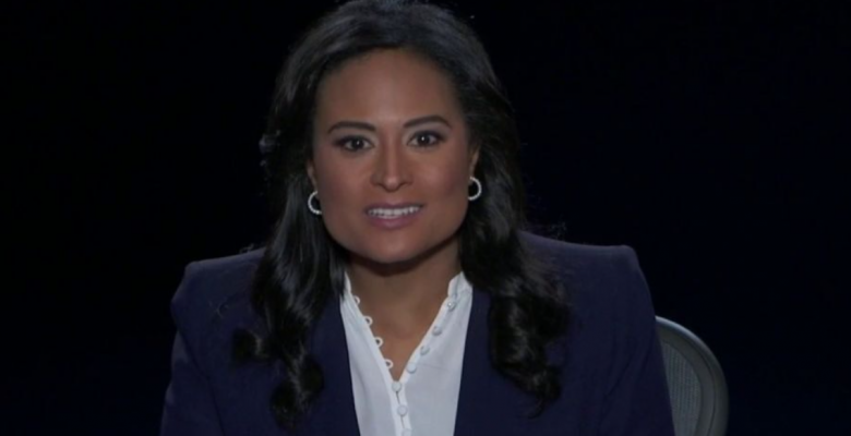 "Debate Moderator Kristen Welker's ""Masterclass"" Makes Chris Wallace ""Jealous"""