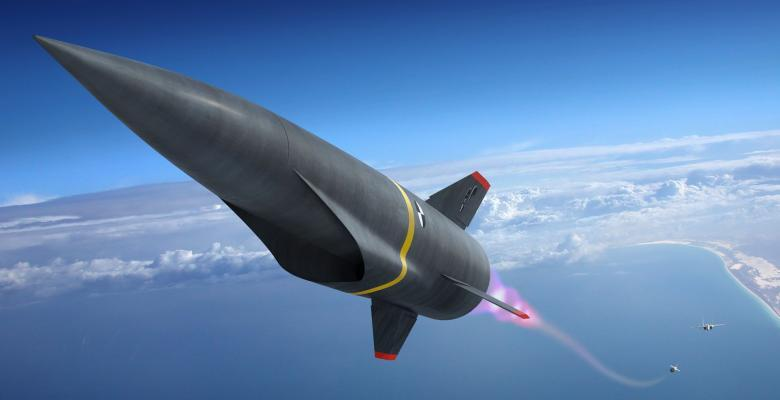 With Proposed Bill, America Publicly Embraces the Age of Hypersonic Warfare
