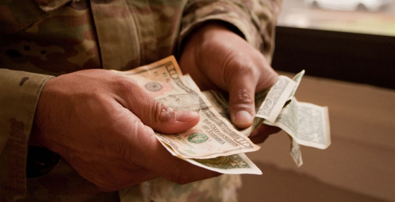 Understanding Trump's 2019 NDAA Military Pay Increases