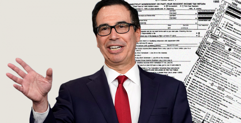 Steven Mnuchin Defends Turning Over Biden Docs But Not Trump Tax Returns During Senate Hearing
