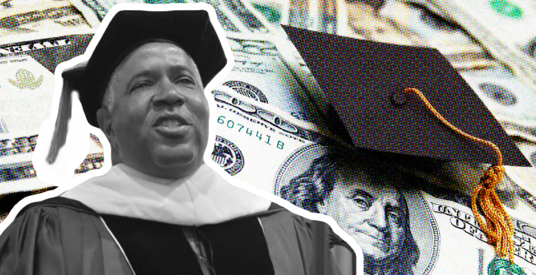 Billionaire Robert F. Smith Promises to Pay Off Morehouse Grads' Student Loan Debt