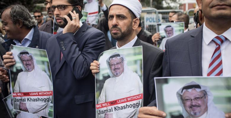 The Disappearance of Journalist Jamal Khashoggi