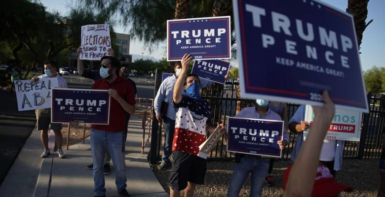 Trump Heads to Nevada, Eying Another Potential Battleground State