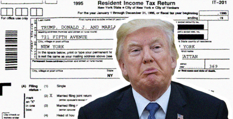 New York Lawmakers Pass Bill to Hand Over Trump's Tax Returns to Congress