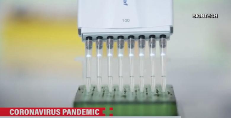 Pfizer Asks FDA for Emergency Use Authorization Of Its Coronavirus Vaccine