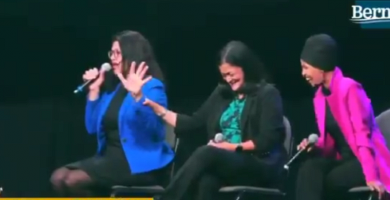 Rashida Tlaib Apologizes for Booing Hillary Clinton After She Attacked Bernie Sanders
