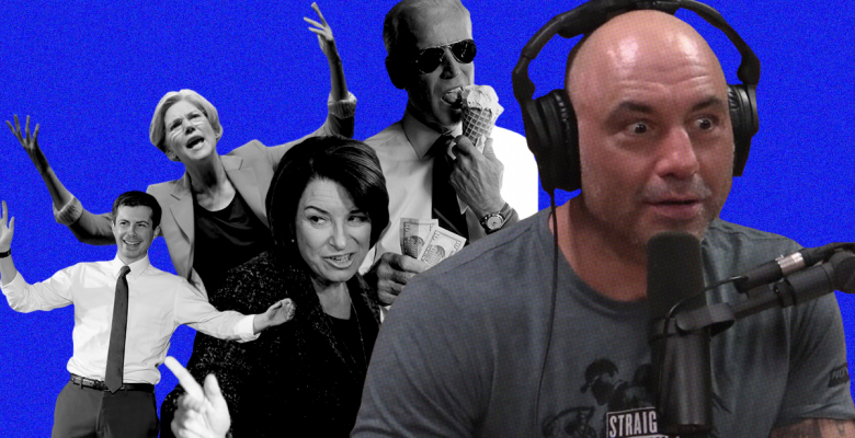 By Not Inviting On More Candidates, Joe Rogan Missed the Opportunity of a Generation