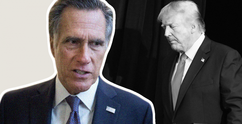 Adviser Says Mitt Romney Will Rally Republicans to Remove Trump in Impeachment Vote