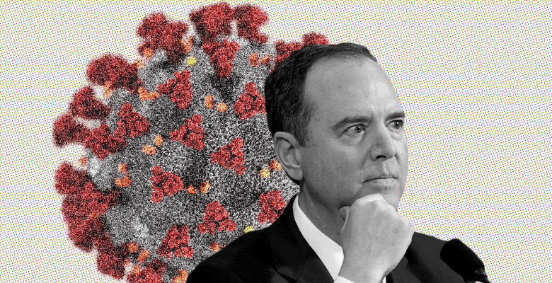 Adam Schiff Wants to Create 9/11 Style Commission to Investigate Trump's Coronavirus Response