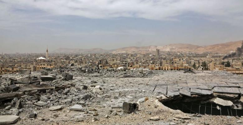 Chemical Weapons In Douma: What We Know So Far