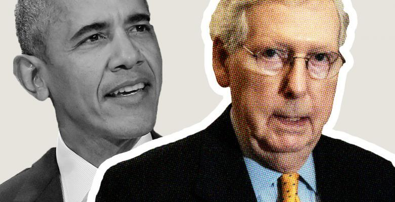 McConnell Declares Mueller 'Case Closed,' Blames Obama for Not Doing More to Stop Russia