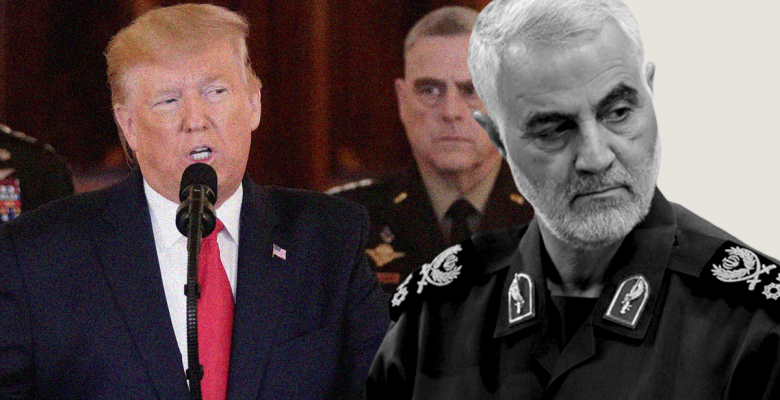 """Trump Approved Killing Soleimani in June, Calling Administration's """"Imminent"""" Attack Claim Into Question"""