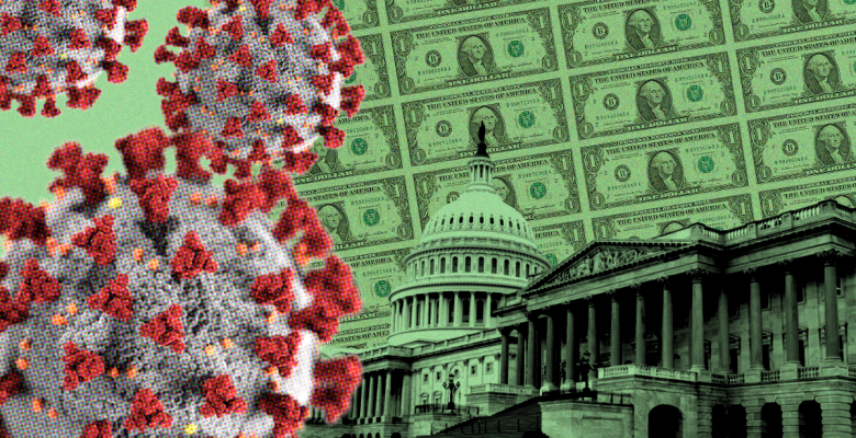 White House and Senate Strike Deal on $2 Trillion Coronavirus Stimulus Package