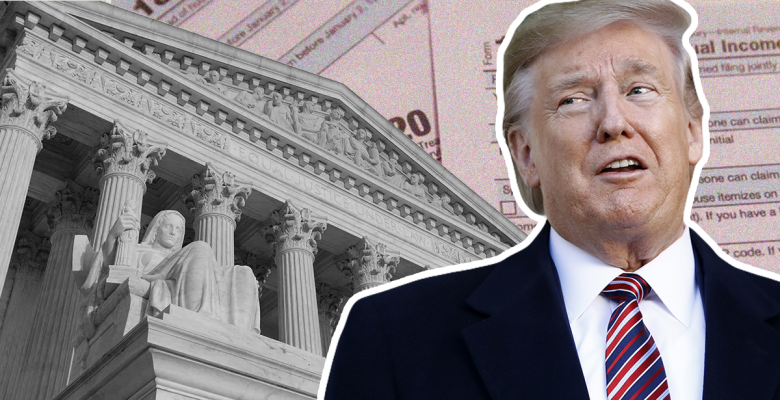 Supreme Court Grants Trump Emergency Stay to Block Subpoena for His Tax Returns