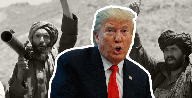 Trump Taliban Talks