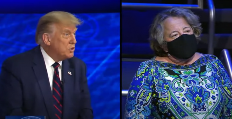 "Biden Says ""I Am Not Currently President"" After Trump Blames Him for Lack of Mask Mandate"