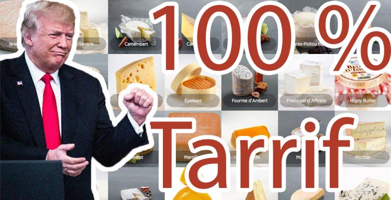 Trump 100% Tarrifs