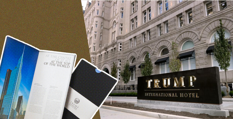 Trump Hotel Brochure Brags to Investors That They Can Make Millions From Foreign Governments