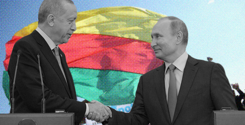 Russia Reaches Deal With Turkey to Kick Kurds Out of Northern Syria After US Withdrawal