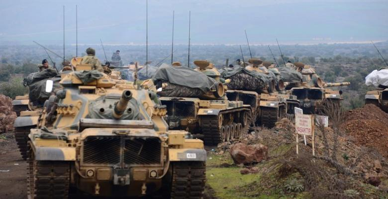 Turkey Complicates Syrian Conflict In Latest Push Against Kurds