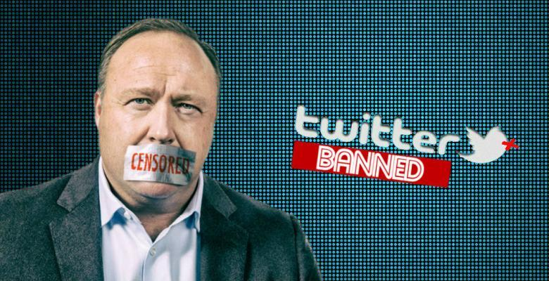 Twitter Issues One-Week Ban To InfoWars' Alex Jones