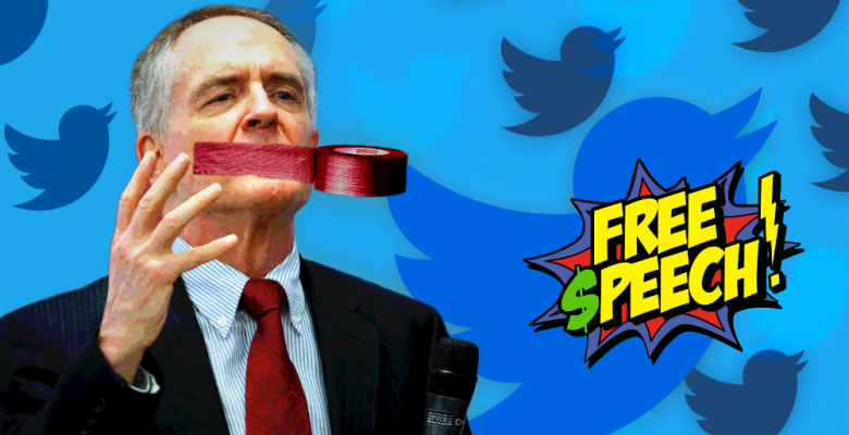 """Judge: Alt-Right Author Can Sue Twitter For False Advertising Of """"Free Speech"""""""