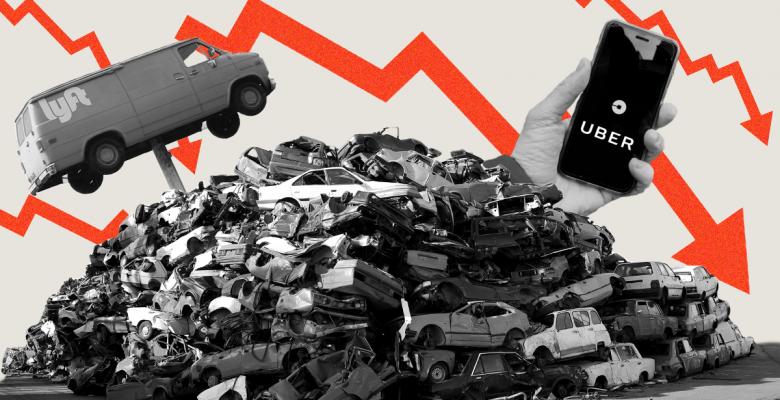 Rideshare Companies Aren't Just Unprofitable, They're Destructive