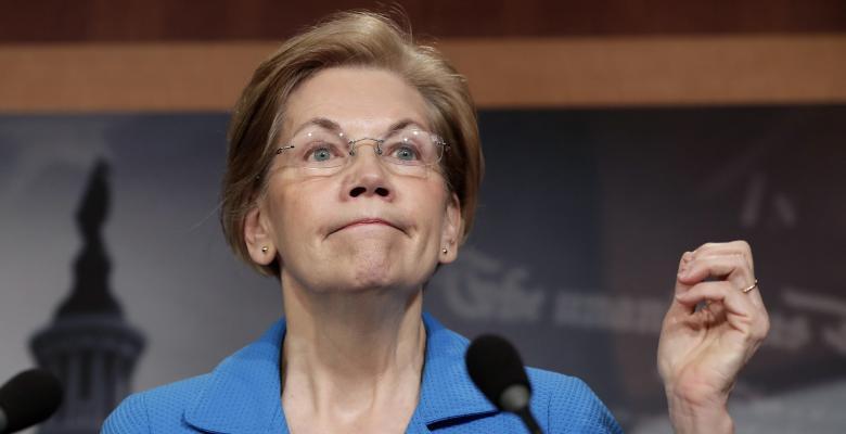 Elizabeth Warren: Regulate Banks to 'Avoid Another Financial Crisis'