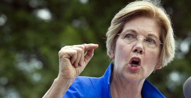 Elizabeth Warren Sponsors Bill Demanding 'New Deal' In American Capitalism