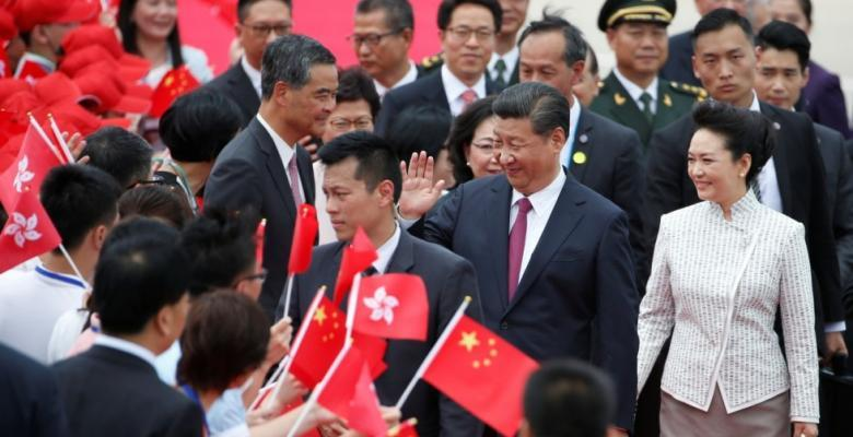 Beijing Using Thuggish Gangs To Undermine Hong Kong And Taiwan