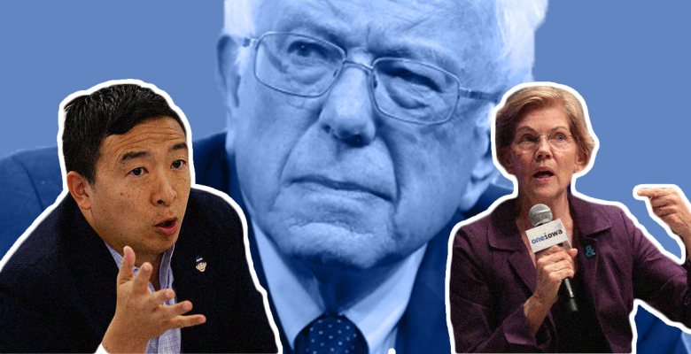 Sanders' Supporters Should Be Ready To Support Yang, Not Warren
