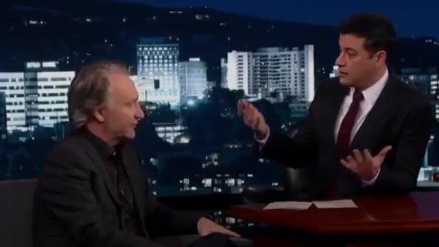 Bill Maher Rips PC 'Pussy Nation'