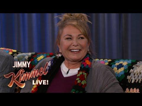 "Roseanne Barr To Kimmel: ""I'm Still The Same, You All Moved"""