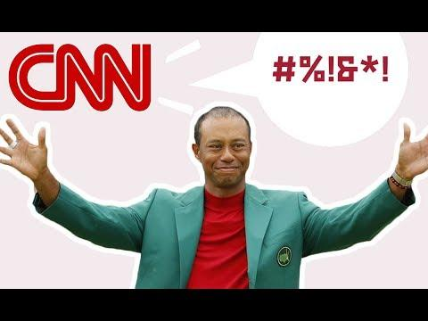 Triggered #66 | CNN Writer Produces The Tiger Woods Hot Take No One Asked For