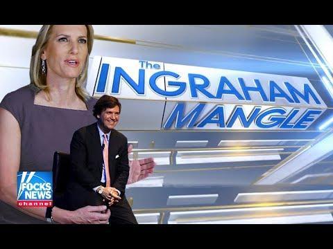 The Ingraham Mangle: Focks Hosts Roast Fox Hosts