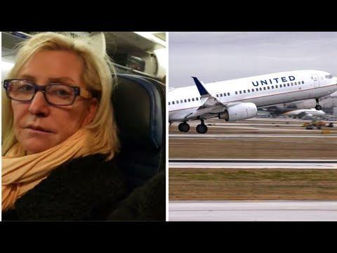 Woman Removed From United Flight After Meltdown
