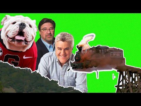 Off The Rails #15: Indian Food Tweet, PETA Hates Uga, Jay Leno Dog Joke