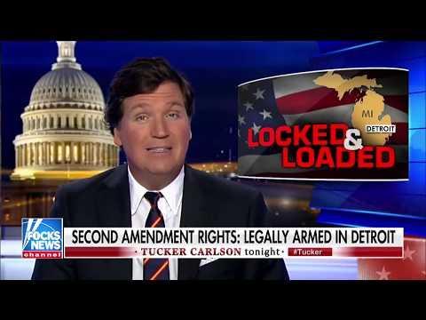 "Tuckered Carlson Investigates: ""Good Guys With Guns"" In Detroit"