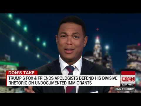 Don Lemon Calls Out FOX