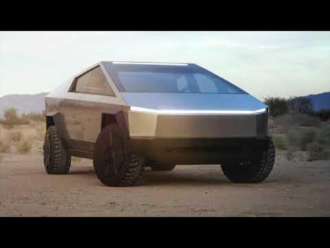 Tesla Unveils The Ultimate American Car