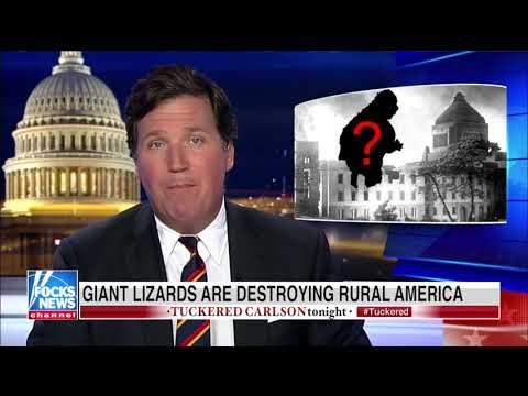 Tuckered Carlson: What Is Destroying Rural America?