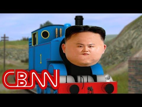 Kim Jong Un Could Be On Mysterious Train