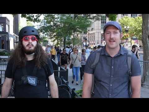 Straight Pride Attendees Explain Their Views | Boston Straight Pride Parade