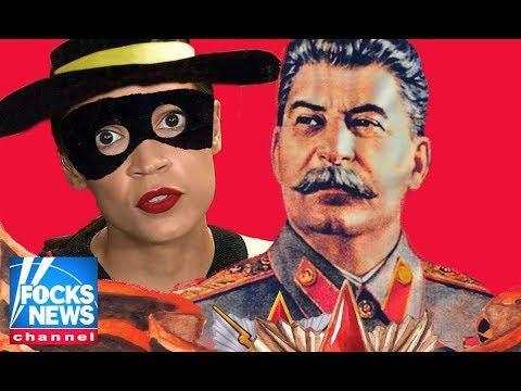 Alexandria Ocasio Cortez Likened To Stalinist Hamburglar