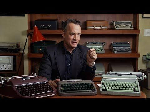 Tom Hanks: Why Typewriters Are Making a Comeback