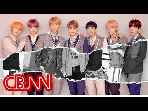 BTS Wins TIME 'Person of the Year' Reader's Poll
