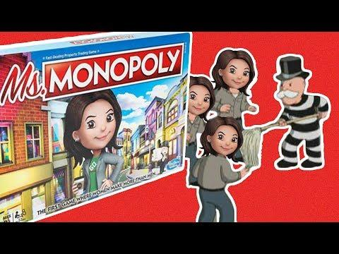 Ms. Monopoly: The Trash-fire Remake No One Asked For