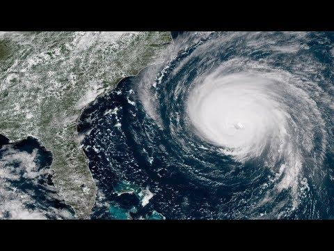LIVE: Hurricane Update 9/17/2018